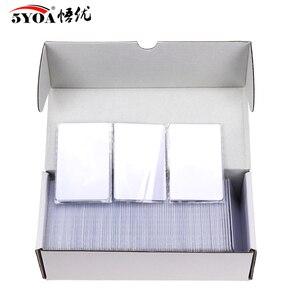 Image 1 - 1000 adet nfc kart 215 çip için çip TagMo Forum Type2 NFC215 13.56mHz huawei payı ios13 kişisel otomasyon kısayolları