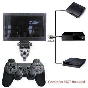 7 дюймов портативный ручной Мини монитор джойстик ТВ геймпад ТВ HDMI 1080P для ТВ игровых консолей для PS3 для PS4 Для Xbox one