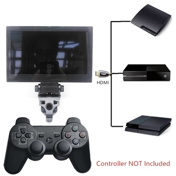 7 Inch Portable Handheld Mini Monitor Joystick TV Gamepad TV HDMI 1080P for TV Game Consoles for PS3 for PS4 for Xbox one tv page 7