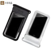 Novo Xiaomi Nadar À Prova D Água Saco Do Telefone Celular Bolsa Saco Seco Com Alça Case Para Iphone 8 Plus 7 7 P 6 6 s Samsung 6 polegada natação