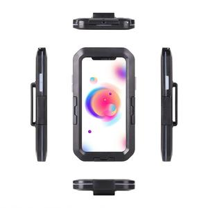 Image 5 - Funda impermeable de buceo para iPhone, funda resistente al agua para iPhone 11 Pro Max X XS Max XR 7 8 6 6S Plus 5 SE, soporte deportivo para bicicleta