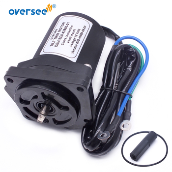 6D8-43880 Trim Motor For Yamaha Outboard Parts 4 Stroke 4 stroke F90TXR F90J 6D8-43880-00