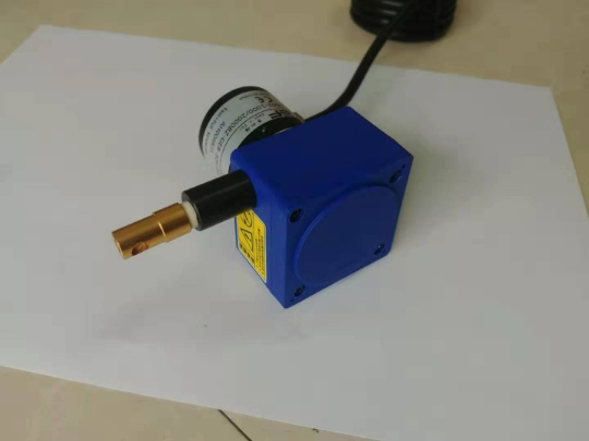 Drawstring Displacement Sensor Analog Linear Distance Measurement Current And Voltage Resistance Signal Cable Encoder Standard