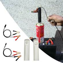 Auto carro de limpeza combustível injector flush cleaner lavagem adaptador conjunto de ferramentas de limpeza bocal kit diy kit de limpeza conjunto de lavagem de carro separados