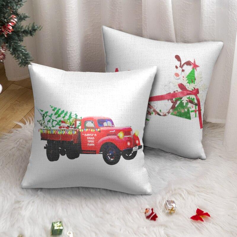 Купить nanacoba с автомобилем из мультфильма изображение рождественский