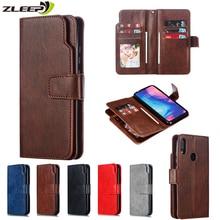 Luxury Leather Flip Wallet Case For Xiaomi