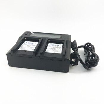 NEW w/LCD sokkia battery Dual Charger for SOKKIA BDC46 BDC46A BDC46B BDC58 BDC70 BT-L2 batteries charger dock EU / US PLUG