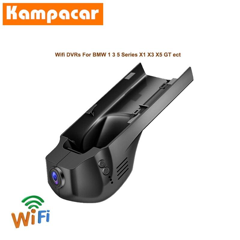 Hidden Dash Cam Wifi HD Car DVR Video Recorder For BMW E70 E71 E60 E61 E65 E66