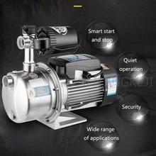 220 В нержавеющей стали водонагреватель дожимной насосной домашнего использования самовсасывающего немой усилитель насос полностью автоматическая насос подкачки воды насос