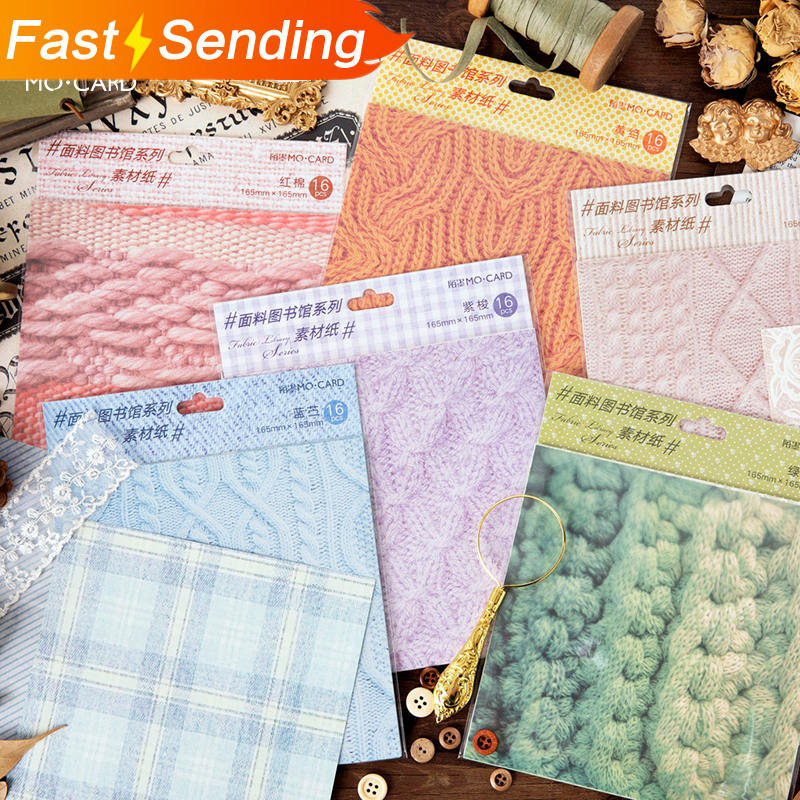 JIANWU  Diary Material Paper Theme Decoration Material Background Bullet Journal Supplies Scrapbook DIY Sticker No Stickiness