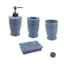 Basics набор аксессуаров для ванной комнаты из 4 предметов инструменты
