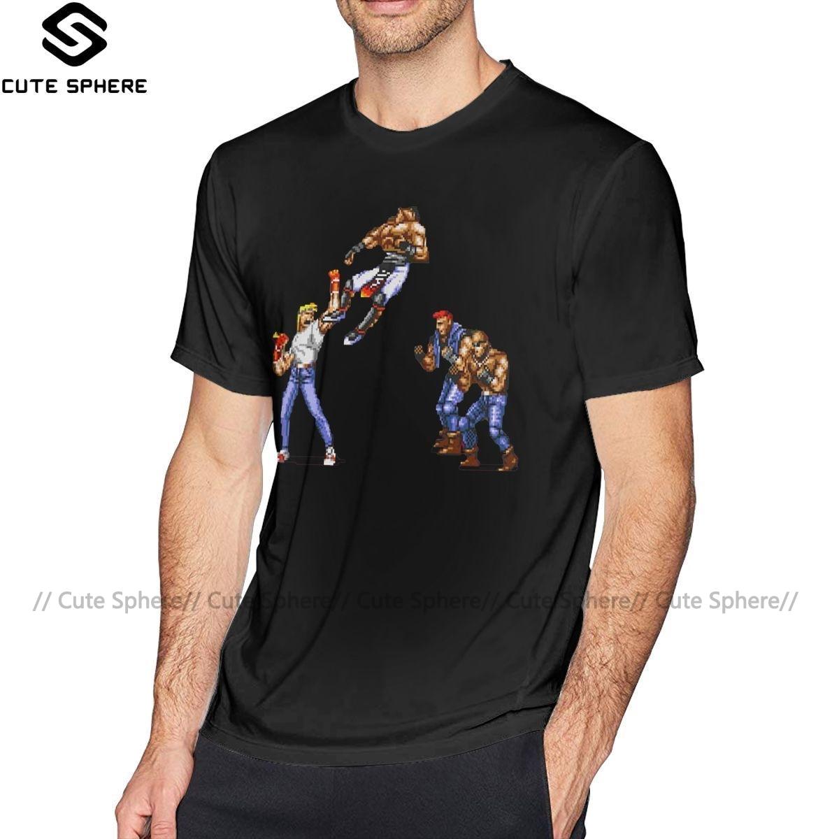 Streets Of Rage T Shirt Streets Of Rage - Axel T-Shirt 100 Cotton Short Sleeve Tee Shirt Fashion Tshirt