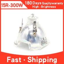 100% compatibile snlamp di alta qualità 15R Lampada MSD Platinum 15R Per 300W Sharpy capa commovente del fascio di luce della lampadina fase di luce R15