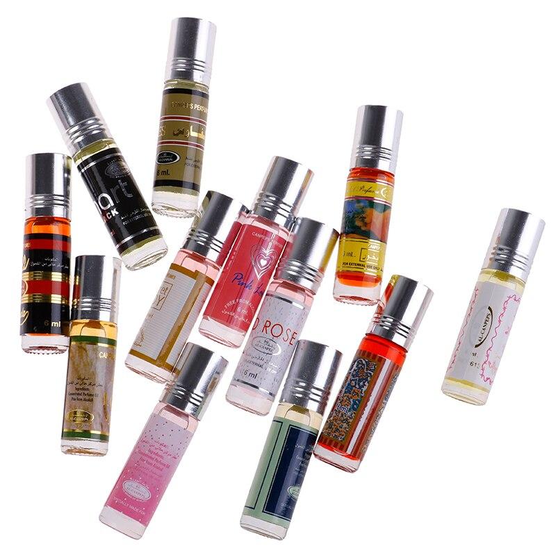 Random Send 6ML Roll On Perfume Women Men Fragrance Oil Scented Water Ball Roll Oil Perfume