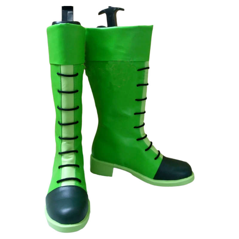 hunter x hunter Gon Freecss Small cosplay shoes cos shoes Cosplay Shoes Boots Custom Made