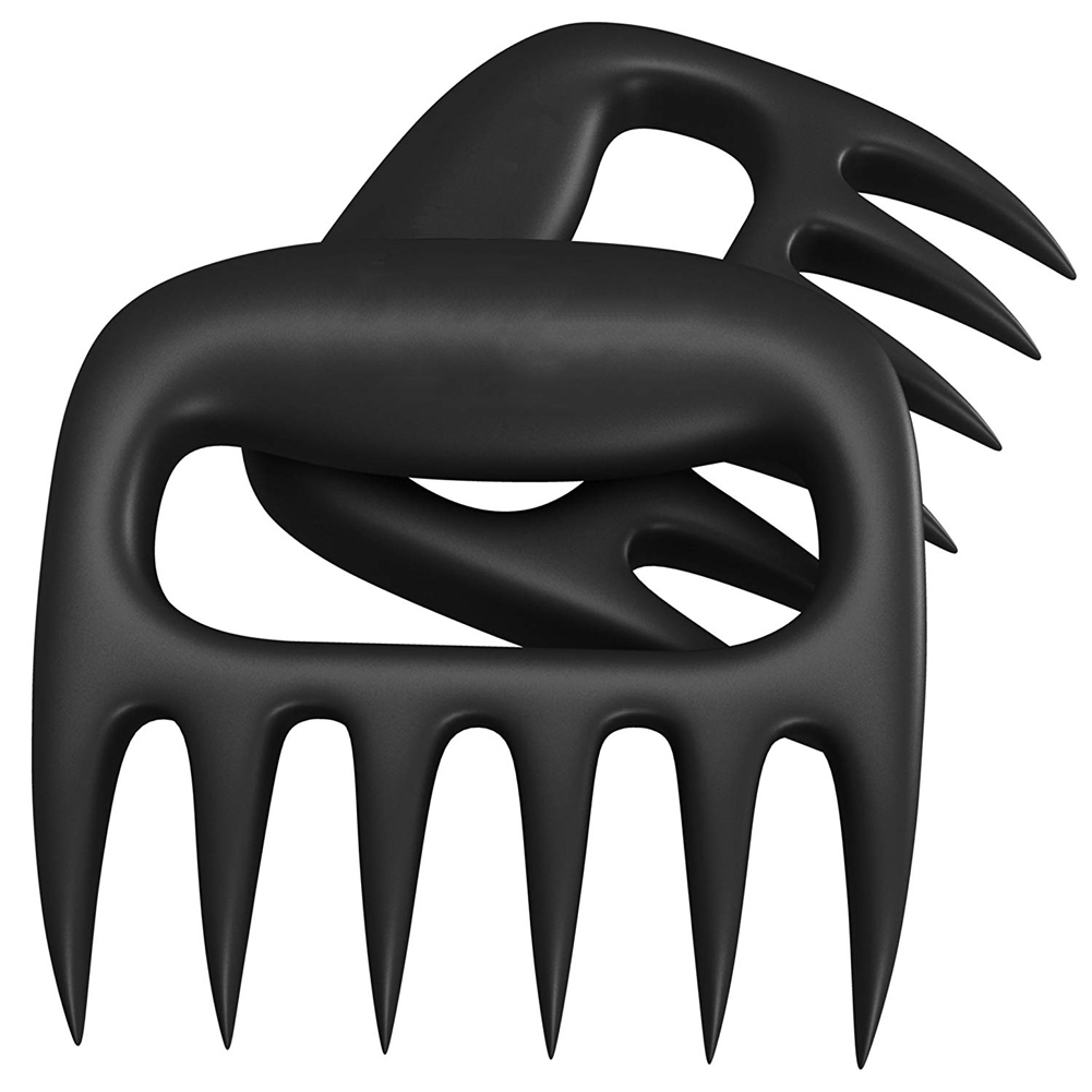Meijuner 1pc Bear Claws Barbecue Fork Manual Pull Meat Shred Pork Clamp Roasting Kitchen BBQ Tools Shredde