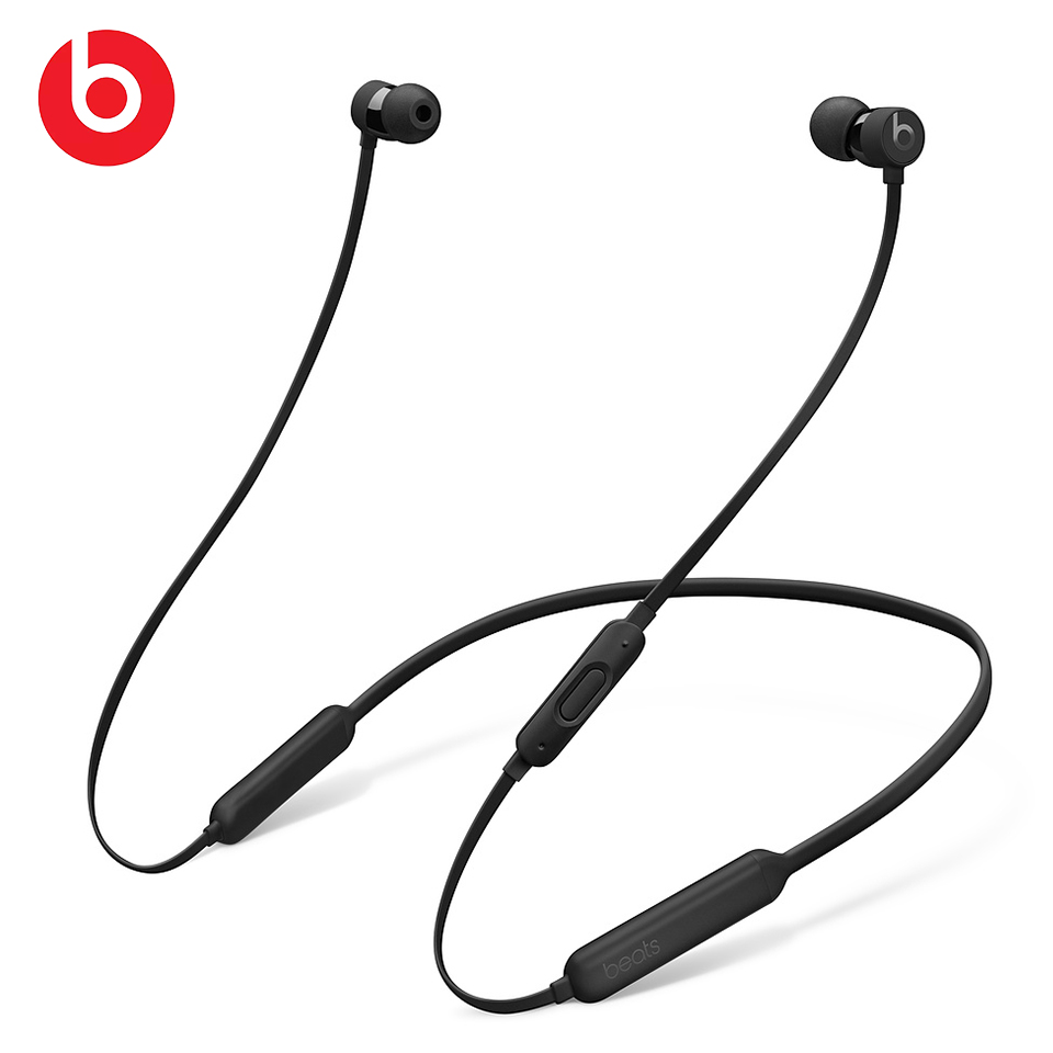 Original Beats X Wireless Bluetooth Earphone BeatsX Magnetic Headset Stereo Headphones Sport Running Earbuds Hands-free with Mic image