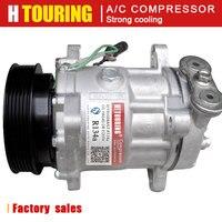 Voor Sanden SD7V16 7V16 Compressor Voor Lancia Alf Fia Maserat 60607289 55192897 578377501 60813335 71781777 7172174 1159 8275