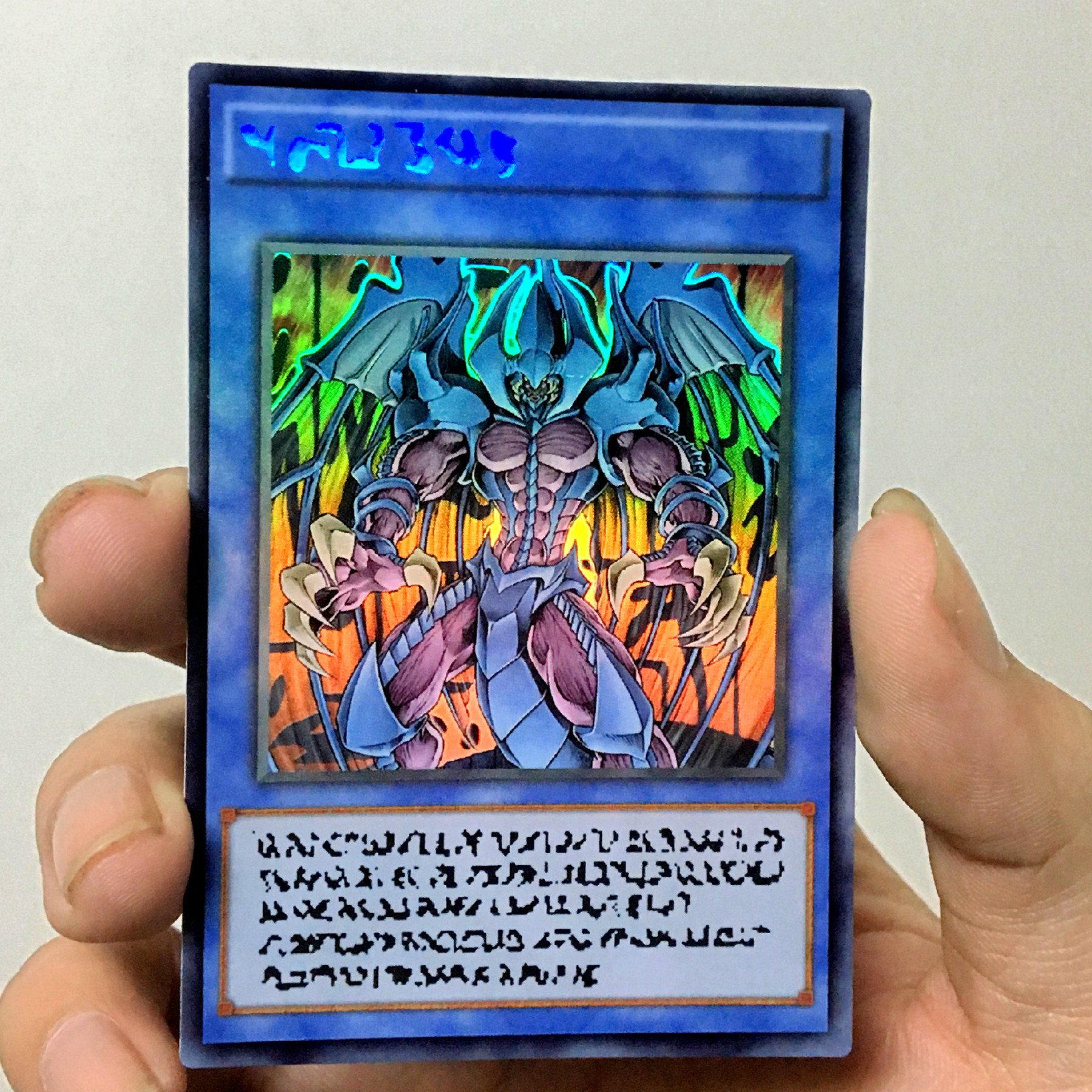 Yu Gi Oh Raviel Lord Of Phantasms DIY Colorful Toys Hobbies Hobby Collectibles Game Collection Anime Cards
