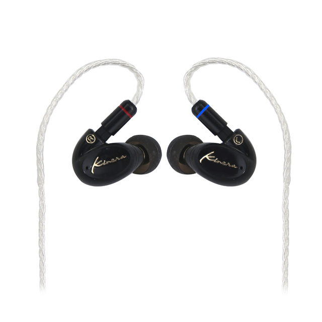 KINERA SEED 1DD With 1BA Driver Hybrid In Ear Earphones Earbud HIFI DJ Monitor Earphone Running Sport Earplug Headset Earbud 2