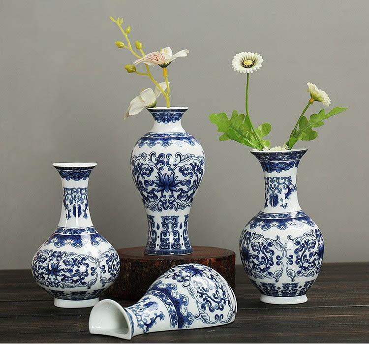 Vintage Home Decor Ceramic Flower Vase 3