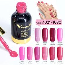 10pcs/lot VENALISA Soak off UV LED Nail Gel Polish 12ml Gel Lacquer Paint Nail Art Salon High Quality Starry Gel Polish kits