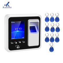 Attendance-System Rfid-Reader Biometric Fingerprint Realhelp 3000users Ip-Based Compact