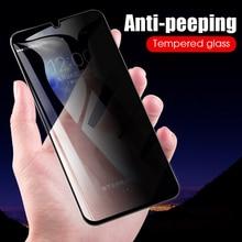 Anti Spy Glass For OPPO A92 A91 A72 A52 A12 A1k A7 A5S A31 A32 A5 A9 2020 F17 Pro Find X2 Lite Reno 2Z 2F 3 4 A Screen Protector