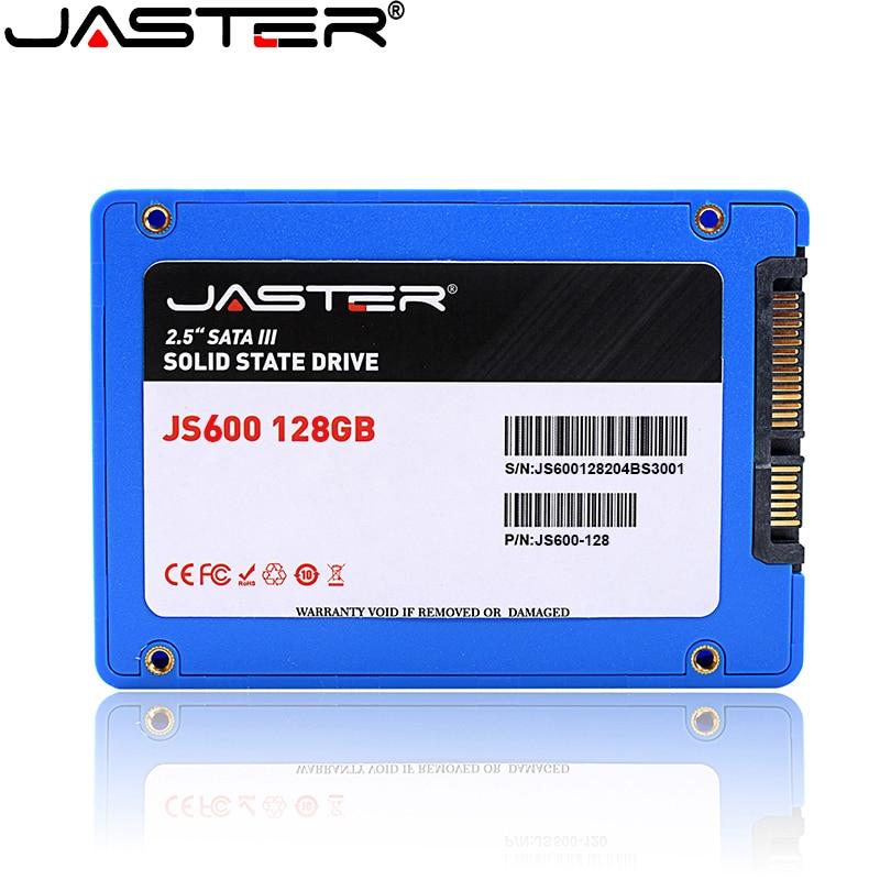 JASTER SSD 1TB 512GB 256GB 128GB SATA3 HDD Internal Solid State Drives 2.5 Hard Drive Disk Laptop Desktop