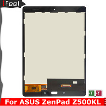 100% Tested For ASUS ZenPad 3S 10 P027 Z500M Z500KL P001 Z500 LCD Display Touch Screen Digitizer Assembly Monitor Replacement