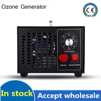 Household Air Purifier EU Plug Ozone Generator Ozonator Timer Air Cleaner Ozone Deodorization Sterilization Machine Air Fresher цена 2017