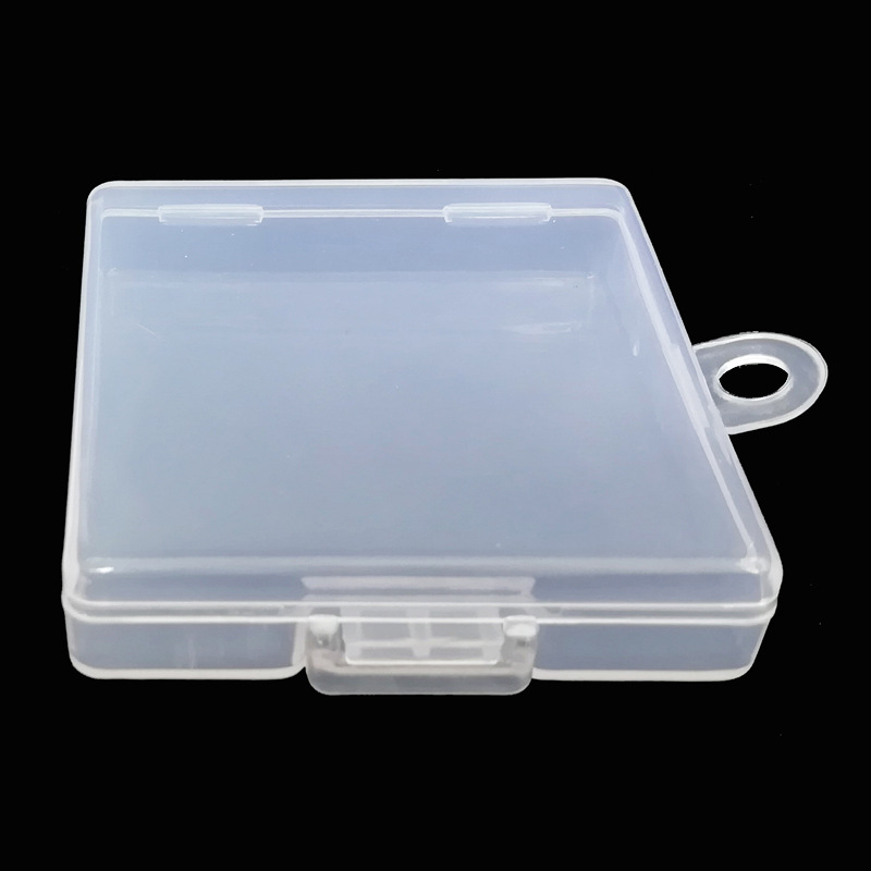 Image 4 - SD TF Transparent Memory Card Holder Component PP Packaging Box Plastic Environmental Protection PP Hook Box Memory Card Cases-in Memory Card Cases from Computer & Office
