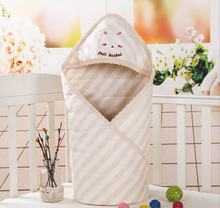 Хлопковое детское одеяло пеленальные одеяла для новорожденных