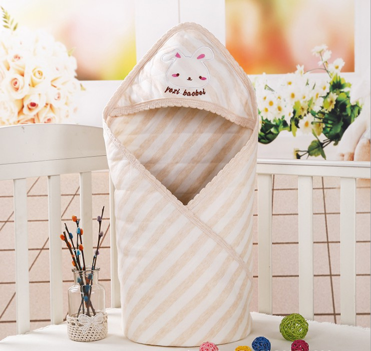 Cotton Baby Blanket  Newborn Swaddle Wrap Blankets Super Soft Toddler Infant Bedding Quilt For Bed Sofa Basket Stroller Blankets