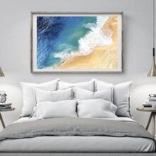 Настенные картины с изображением Морской Береговой стены декор