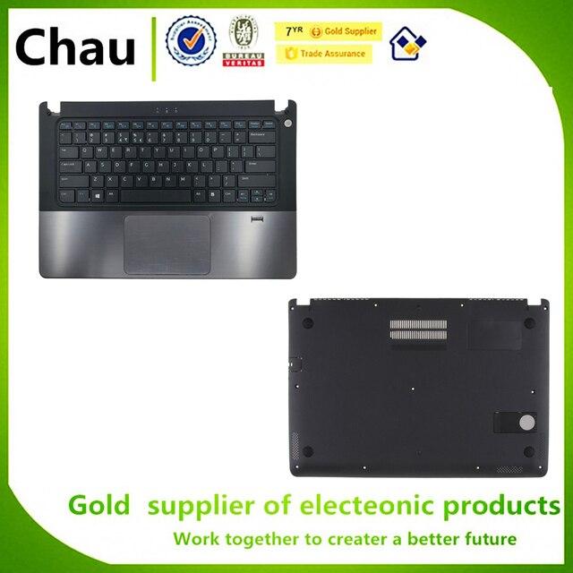 جديد لـ Dell VOSTRO V5460 V5470 5460 5470 V5480 5480 5439 حافظة علوية Palmrest 0N1TKX/حافظة سفلية أغطية قاعدة KY66W 0KY66W