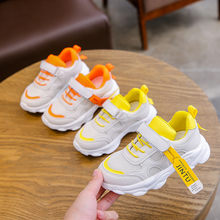 Baby Kids Fashion Roman Shoes Children Girls Summer Casual Sneaker Shoes girls sport shoes Children shoes boys sneakers new(China)