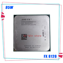 CPU Processor AMD Fx 8120 Fd8120wmw8kgu-Socket Ghz Fx-Series AM3 Eight-Core 95W