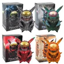 Alien pvc figuras de ação engraçado xenomorph guerreiro alienígenas vs predador avp bonito q boneca brinquedo