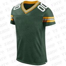 Customize Mens New American Football Jerseys Aaron Rodgers Jones Blake Martinez Jimmy Graham Cheap Green Jersey