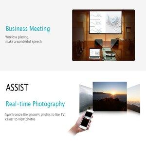 Image 2 - Novità 1080p WiFi Display Dongle YouTube AirPlay Miracast TV Stick per Google 2 3 Chrome Crome Cast Cromecast 2