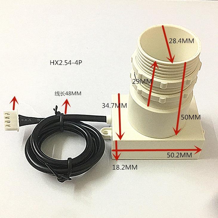 Ultraschall Sensormodul Distanzmess Modul Abstandssensor Messmodul Wasserdicht