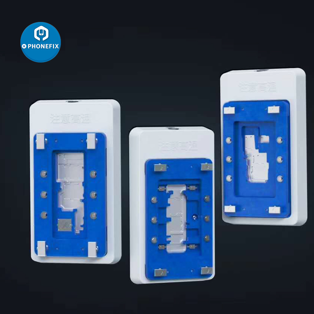 11 A12 XS MJ Pro CPU Removal A11 X Max Chip CH5 Layered XSMAX A13 Motherboard For IPhone Baseband Desoldering Platform Glue