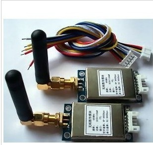 Yl-100il Long-distance Wireless Data Transmission Radio 433M Serial Microcontroller 232 485 Wireless Transceiver Module