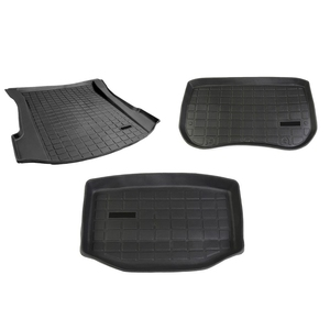 Before and Cargo Durable Mat for Tesla Model 3 TPE Modification Pad