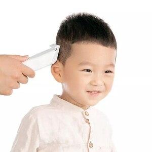 Image 5 - En Stock ENCHEN Boost USB électrique tondeuse à cheveux deux vitesses en céramique coupe cheveux rapide charge tondeuse à cheveux pour les enfants