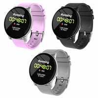 Smart uhr CARCAM SMART UHR W8 fitness tracker heart rate monitor schrittzähler