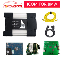 Programming-Tool ISTA Diagnostic Best-Inpa Icom Next DA OBD2 for BMW A2 /c WIFI WIFI