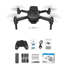 H1 Mini Foldable RC Drone Quadcopter Toy airplane remote control drone children kids toys