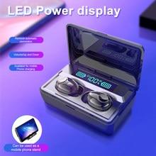 FANGTUOSI Hohe qualität stereo bluetooth kopfhörer sport headset drahtlose kopfhörer Mit 2200mAh lade box